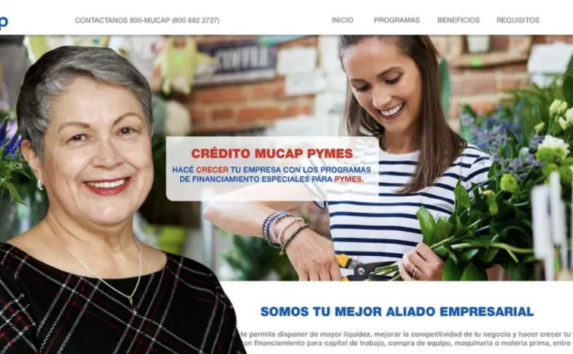 Solicite su Crédito Pymes en la novedosa plataforma digital de Mucap